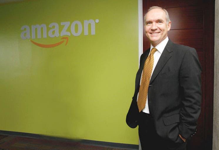 """Gerente de Amazon: """"El sistema de zona franca es vital"""""""