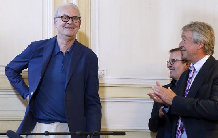 Patrick Modiano galardonado con Premio Nobel de Literatura