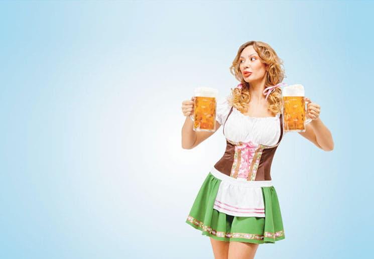 Prost! Llegó el Oktoberfest