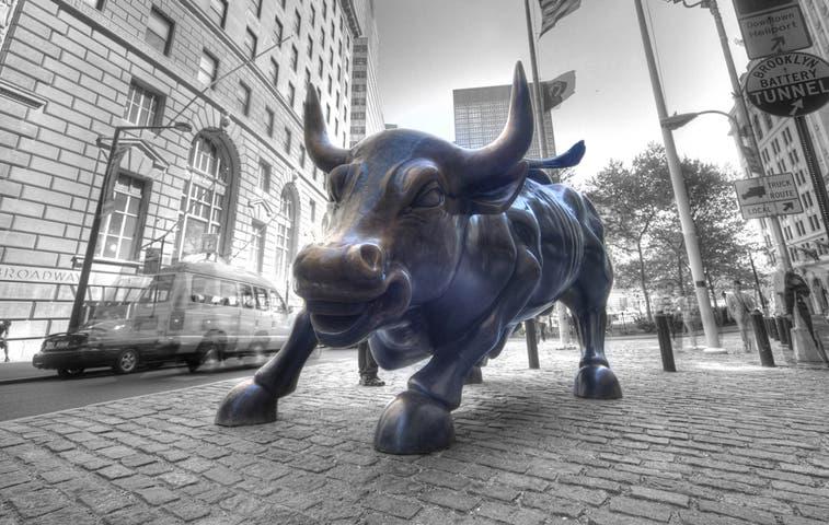 Fuerte caída en Wall Street por culpables que están lejos