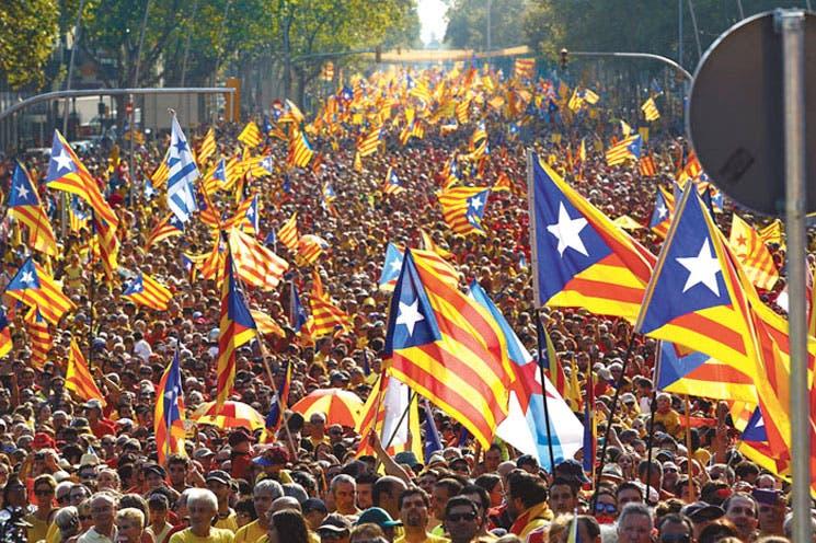 Crece la tensión en Barcelona