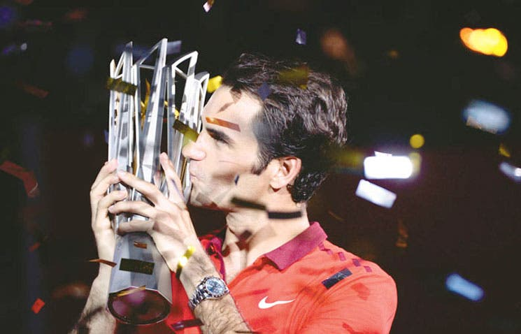 Federer sin límites