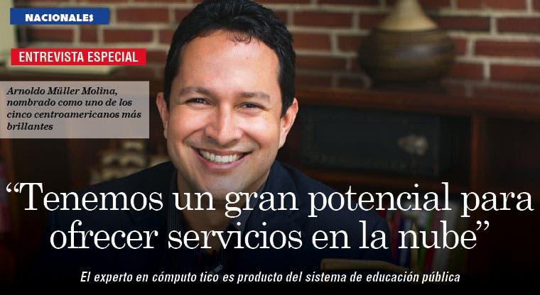 """""""Tenemos un gran potencial para ofrecer servicios en la nube"""""""