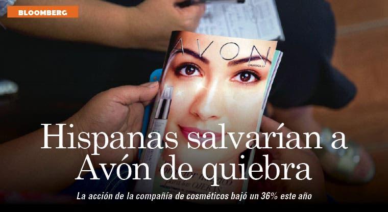 Vendedoras hispánicas de Avon salvarían la empresa