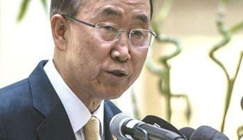 Secretario de la ONU volverá a Gaza después de dos años