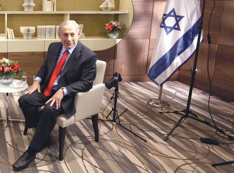 Netanyahu advierte que estrategia palestina en la ONU evitará la paz