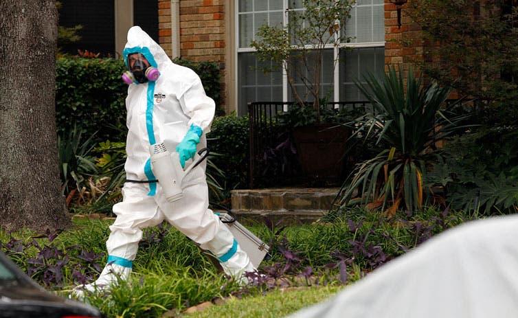 Ébola enciende protocolo de salud en el país