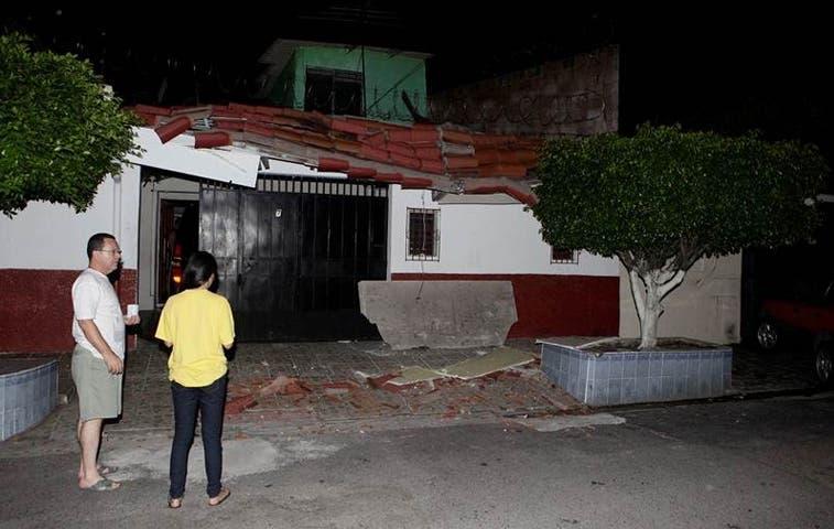 Descartan ticos afectados por terremoto en El Salvador