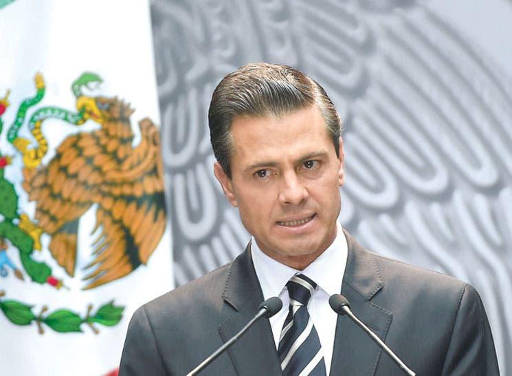 Peña Nieto promete resultados sobre desaparecidos
