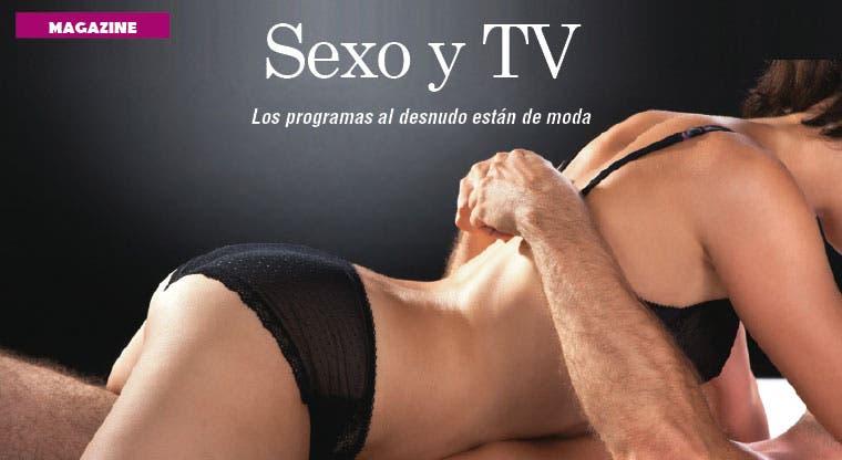 Sexo invade la tele