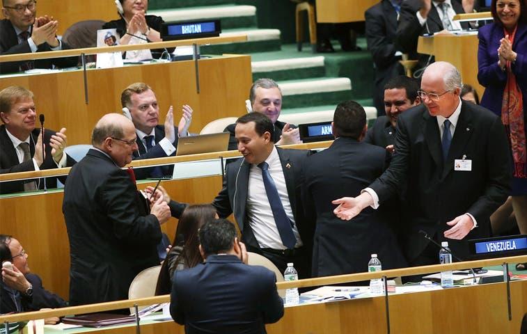 Venezuela será miembro no permanente en Consejo de Seguridad ONU