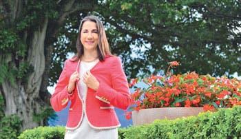 """Mercedes Peñas: Costa Rica es un país """"muy solidario"""""""