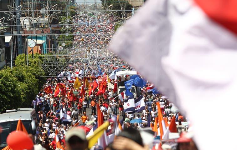 Sindicato marchará el 20 de octubre contra recortes presupuestarios