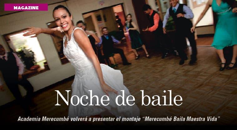 Teatro Auditorio Nacional bailará con Merecumbé