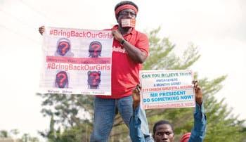 Nigeria anuncia un pacto con Boko Haram para liberar a las niñas de Chibok