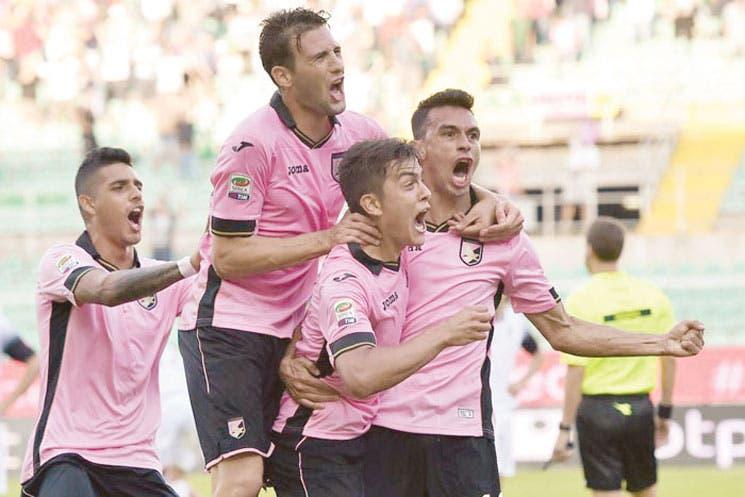 ¡Pipazo en Palermo!