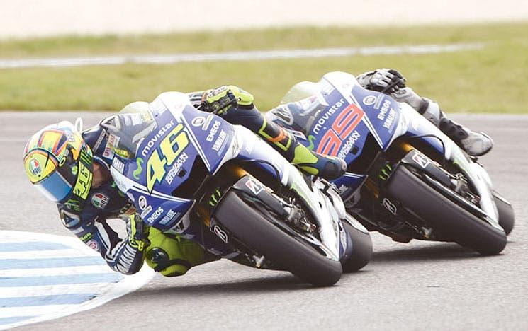 Rossi celebró doble