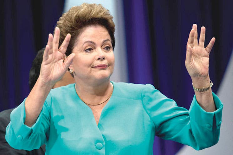 Desvíos en Petrobras habrían favorecido a ministra de Rousseff