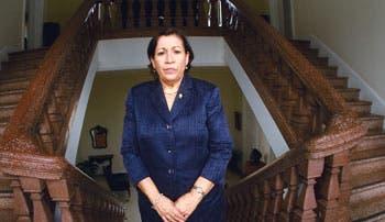 """Emilia Molina: """"Necesitamos más asesores, para cumplir"""""""