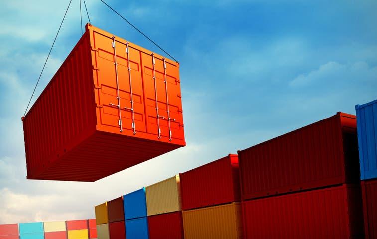 Exportaciones crecen 1% en lo que va del año