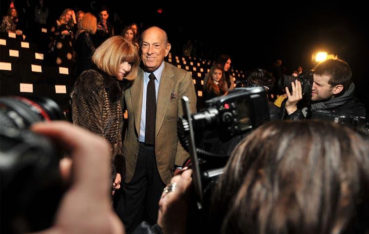La moda llora la muerte de Óscar de la Renta