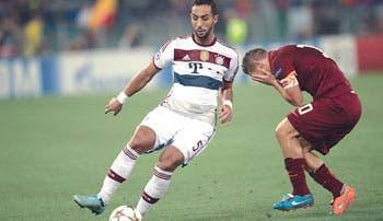 ¡Bayern saqueó Roma!