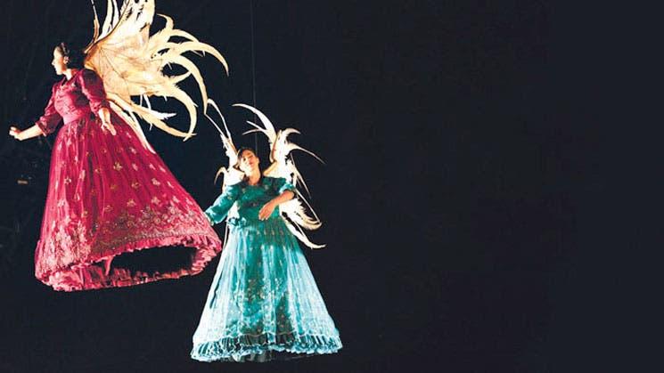 """Cirque du Soleil vuelve con espectáculo """"enorme"""""""