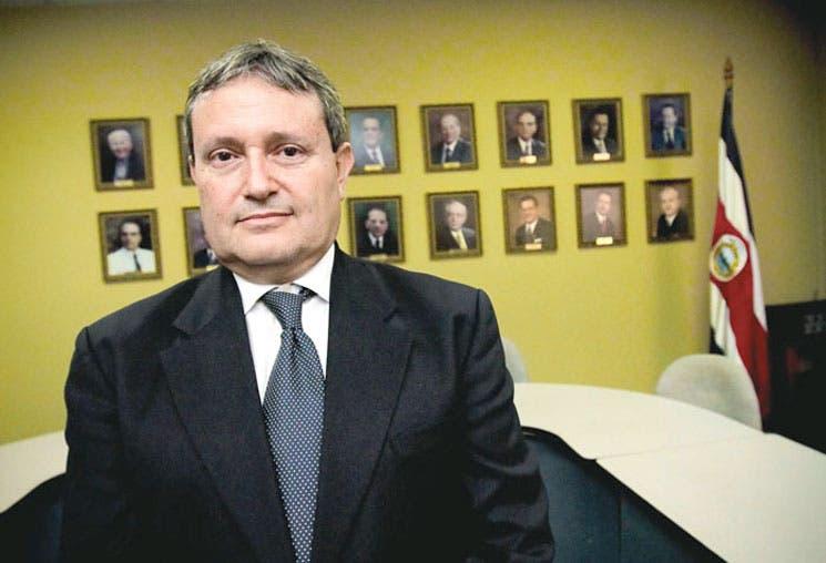 """Guillermo Carazo: """"Nos interesa formalizar el sector construcción"""""""