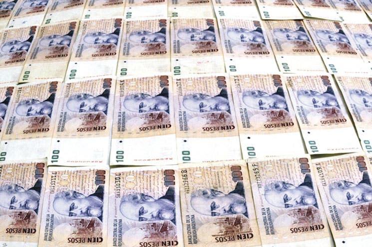 Argentina oficializa emisión de bonos