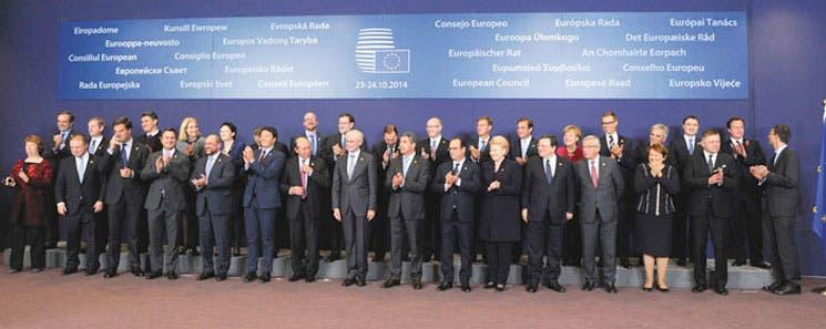 Europa prepara metas en energía de la próxima década
