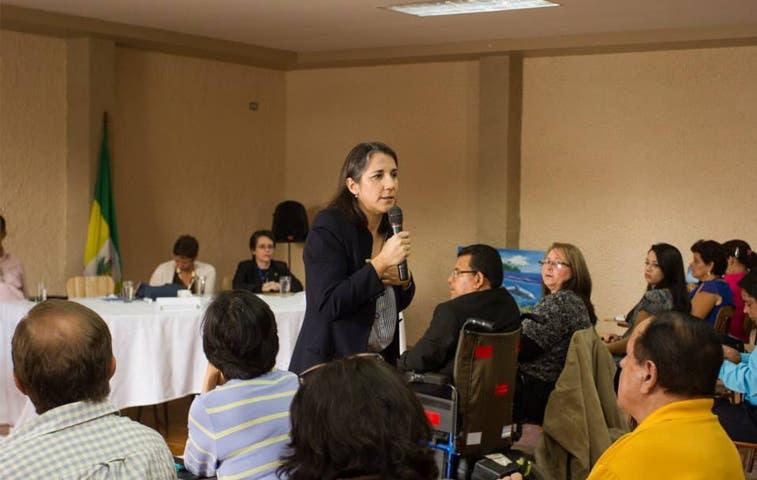 Primera Dama busca desarrollo para 11 territorios y 32 cantones