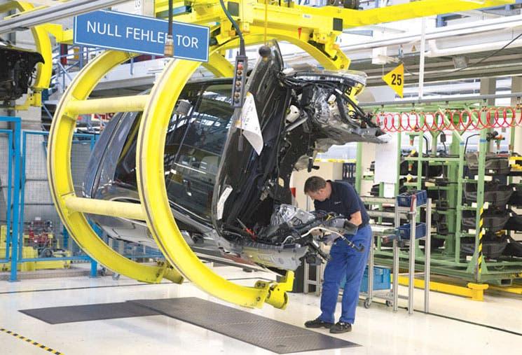 Empresas alemanas en la mira por subcontratación de empleados