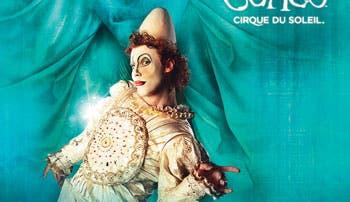 Salen a la venta las entradas del Cirque du Soleil