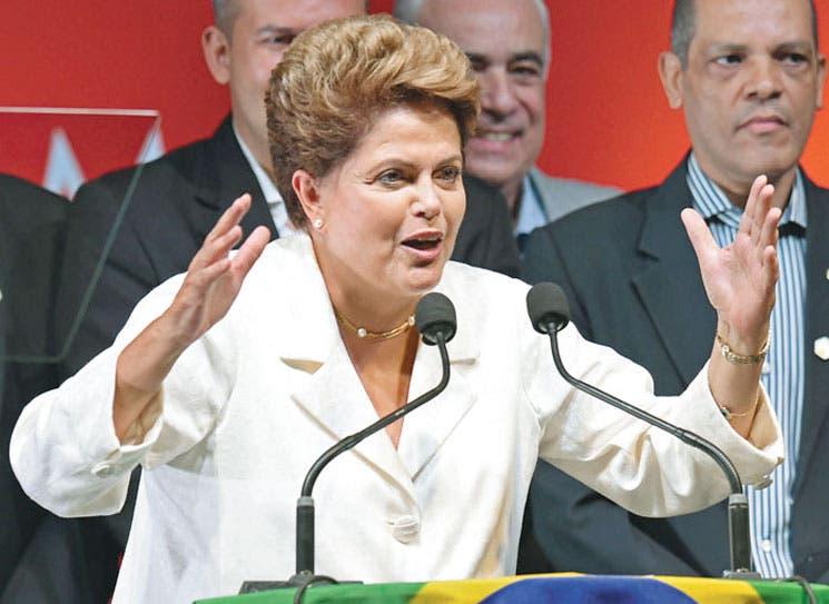 """Rousseff: """"Brasil está lista para concretar grandes cambios"""""""