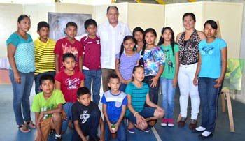Escuela privada organizó Modelo de las Naciones Unidas