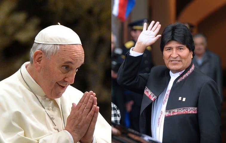El papa y Evo Morales mantendrán reunión en el Vaticano
