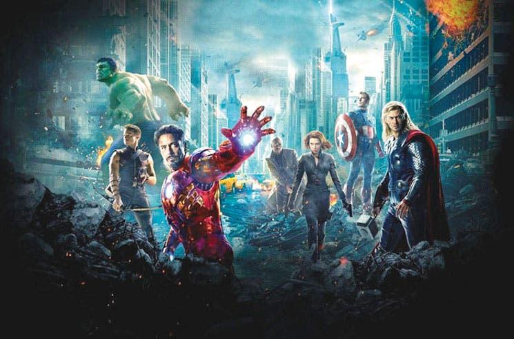 Marvel anuncia sus nuevas películas