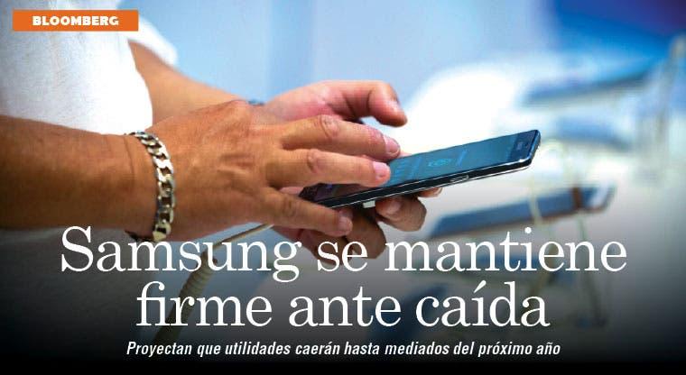 Analistas de Samsung se mantienen optimistas pese a caída