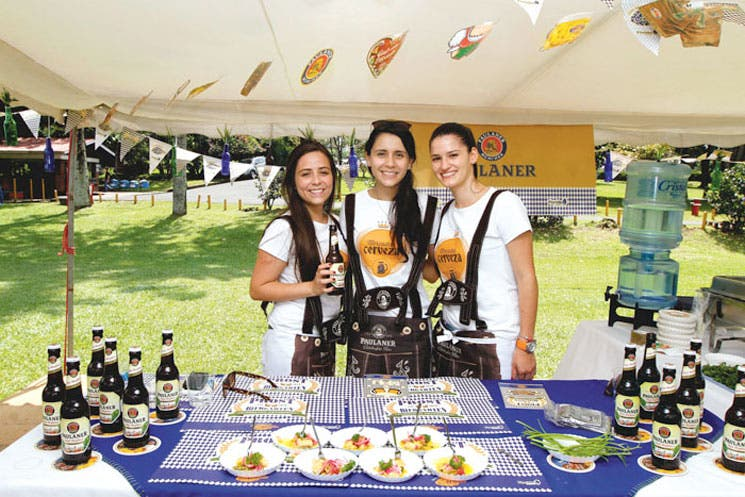 Oktoberfest se celebró con recetas creativas