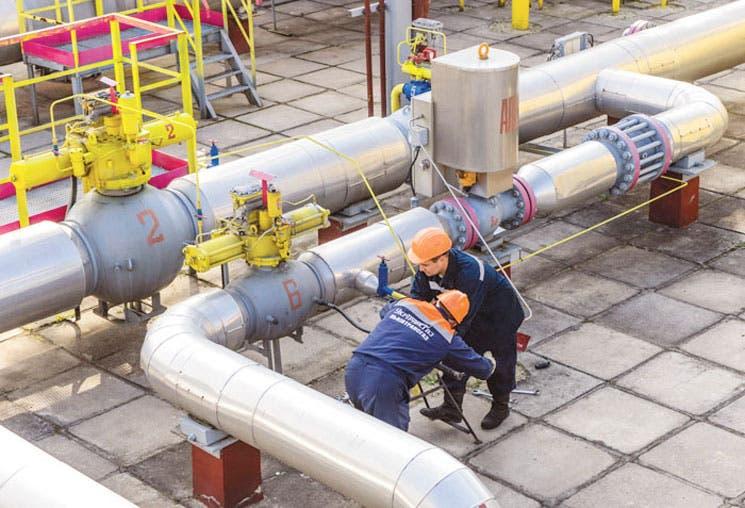 Ucrania dispuesta a pagar gas a Rusia