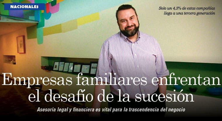 Empresas familiares enfrentan el desafío de la sucesión