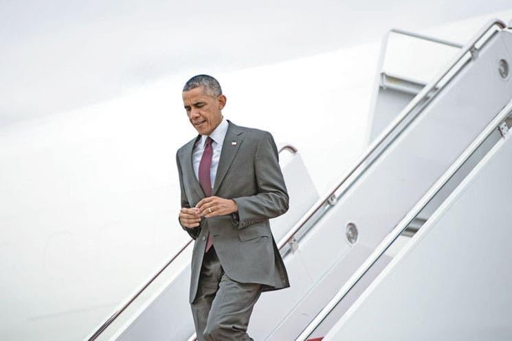 Obama pierde popularidad previo a elección del Congreso
