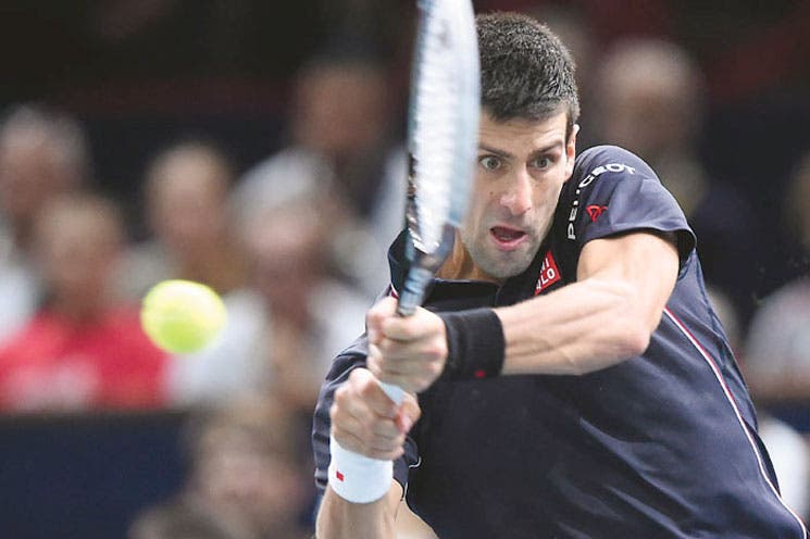 Djokovic indiscutible uno