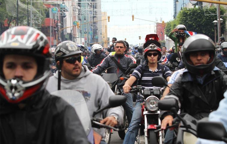 MOPT hará Plan Nacional para regular a motociclistas