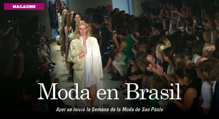 Sao Paulo respira moda