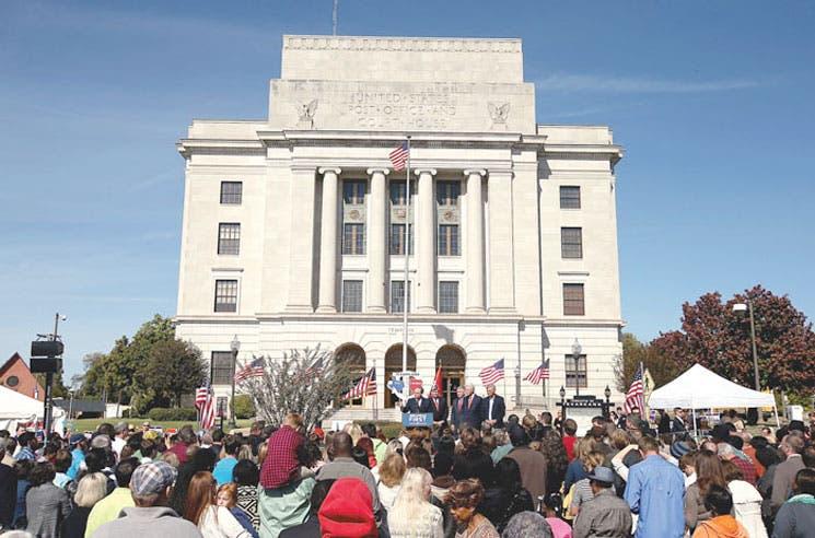 Estados Unidos apura campaña de elecciones legislativas