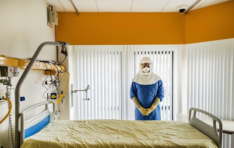 Países centroamericanos recibirán equipo para protección del ébola