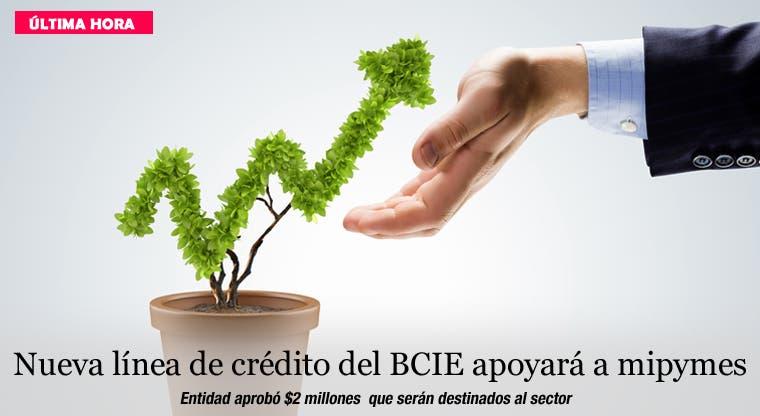Nueva línea de crédito del BCIE apoyará a mipymes