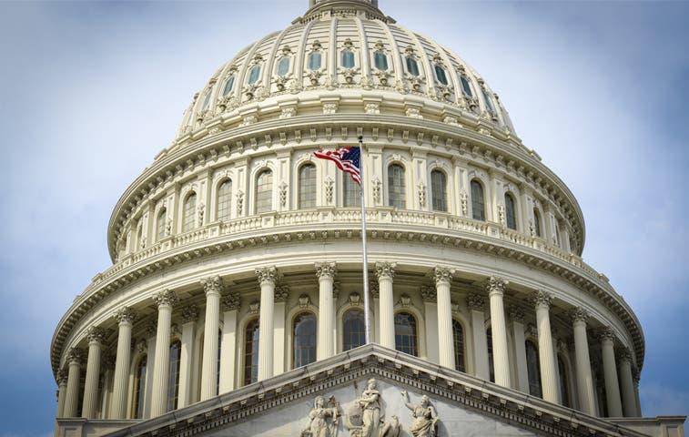 Republicanos lideran congreso en EE.UU.