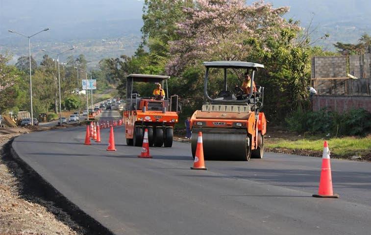 22 zonas serán intervenidas para dar mantenimiento vial